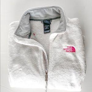 Women's Furry Fleece Full ZIP